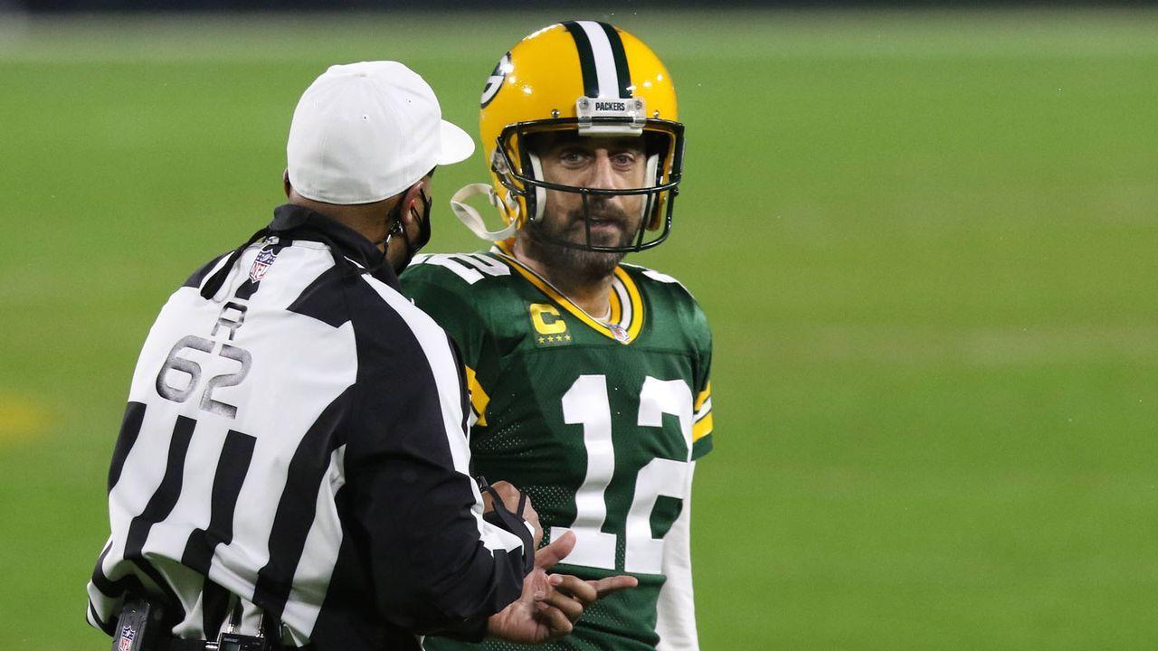 Platz 1: Green Bay Packers - Bildquelle: imago images/Icon SMI