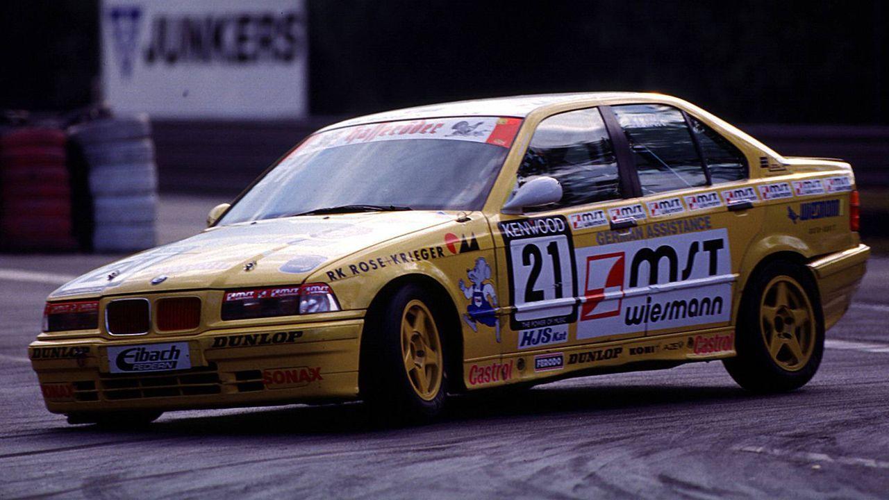 Traudl Klink (DTM-Saison 1986, 1 Rennen) - Bildquelle: imago