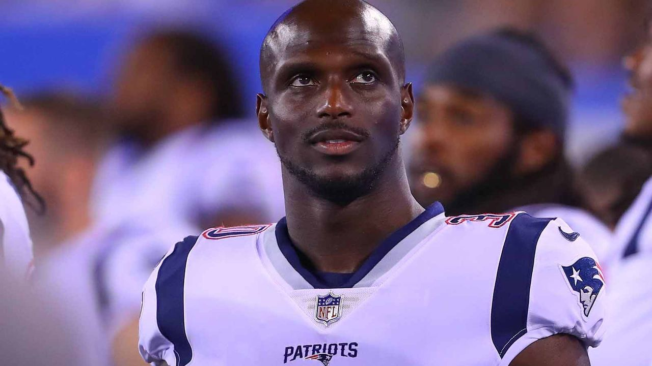 Jason McCourty (New England Patriots) - Bildquelle: imago/Icon SMI