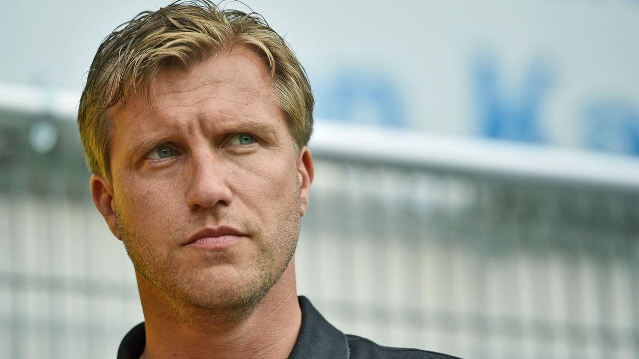 Markus Krösche (SC Paderborn) - Bildquelle: 2018 Getty Images