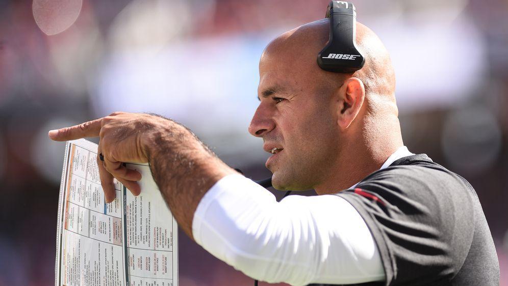 Robert Saleh hat bei den San Francisco 49ers die stärkste Defense der NFL ge... - Bildquelle: imago images/Icon SMI