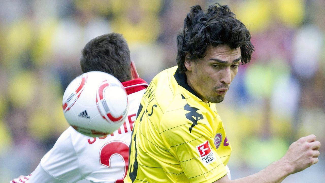 Mats Hummels - Bildquelle: imago sportfotodienst