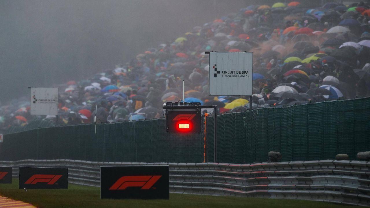 Die kürzesten Formel-1-Rennen aller Zeiten - Bildquelle: Imago