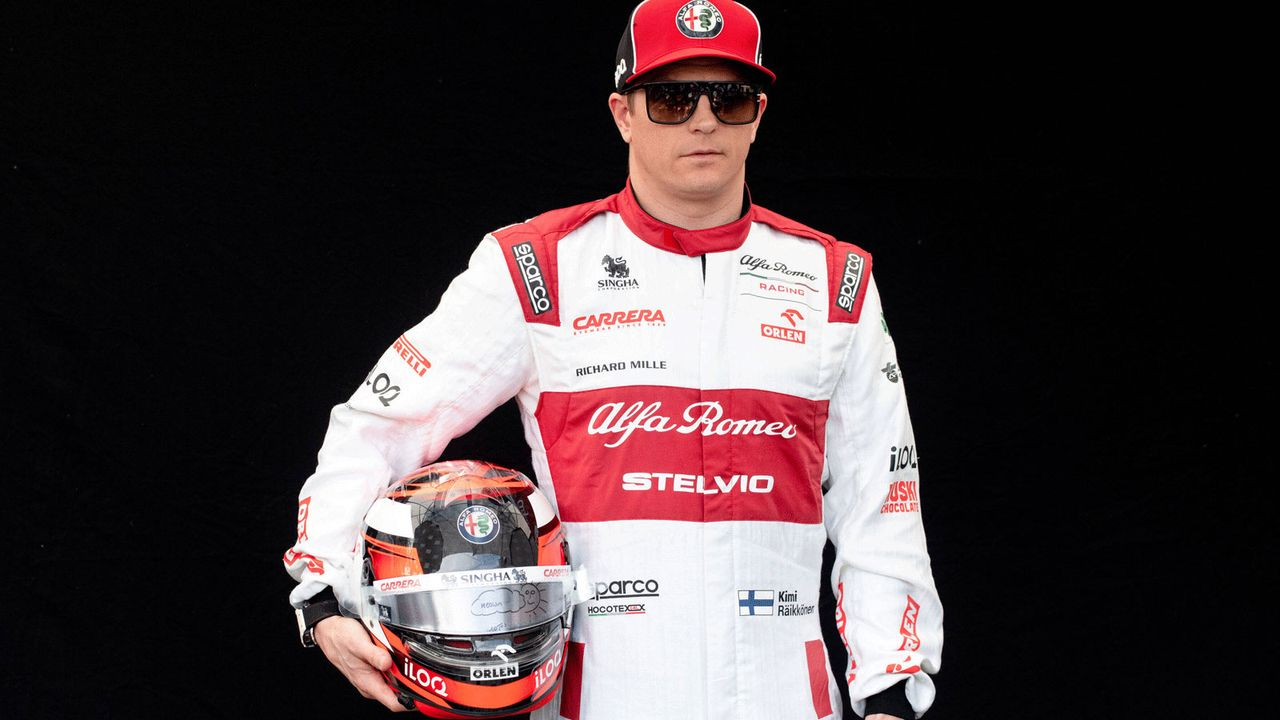 Kimi Räikkönen (Alfa Romeo Racing) - Bildquelle: imago