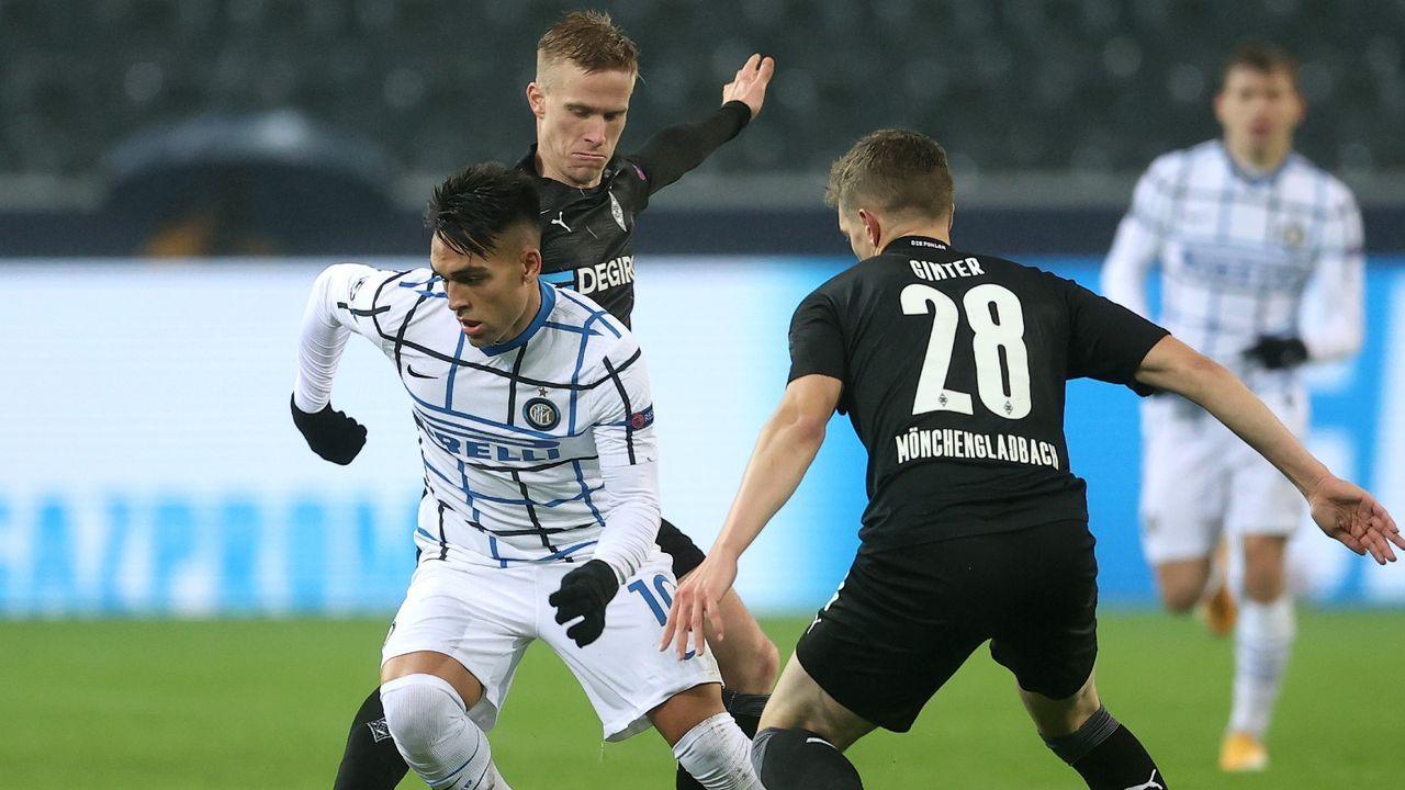 Borussia Mönchengladbach - Bildquelle: Getty