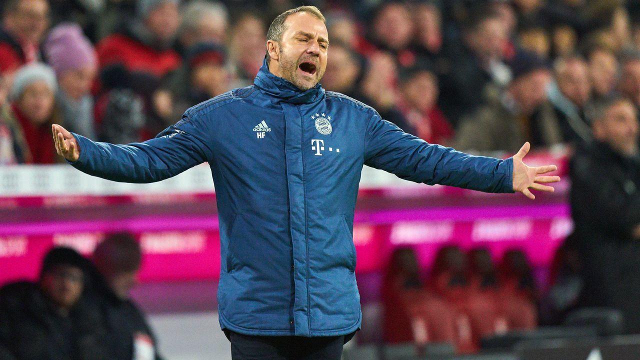 Kurze Pleitenserie gegen Leverkusen und Gladbach - Bildquelle: imago images/ActionPictures