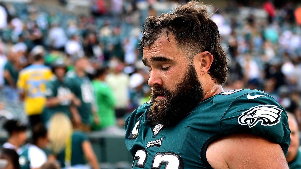 Jason Kelce (Philadelphia Eagles)  - Bildquelle: getty