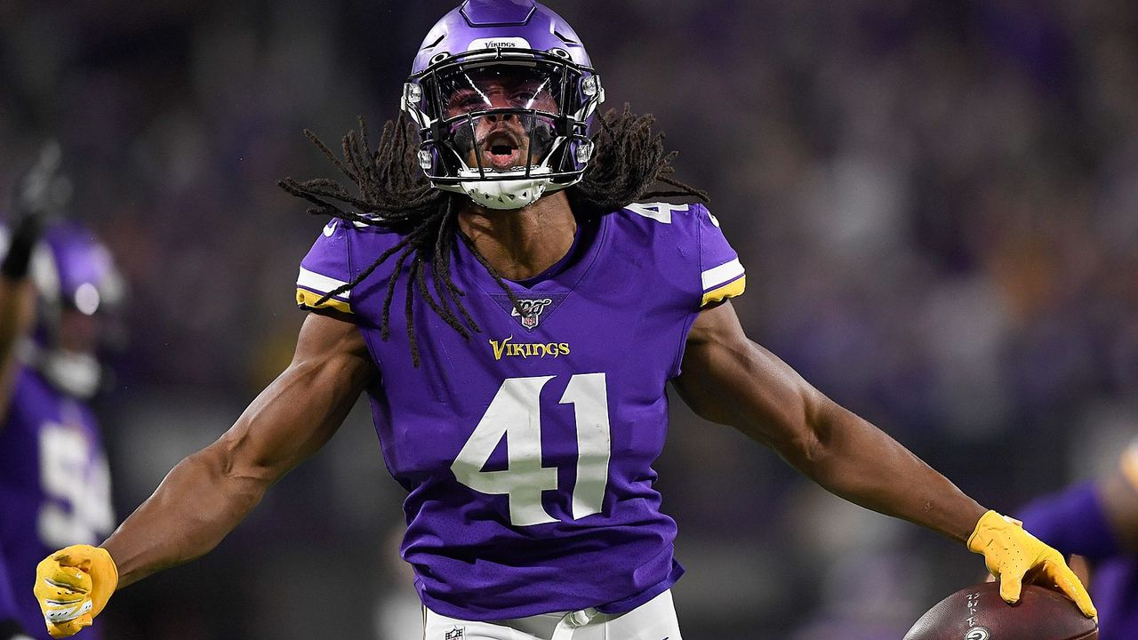 Anthony Harris (Minnesota Vikings) - Bildquelle: getty