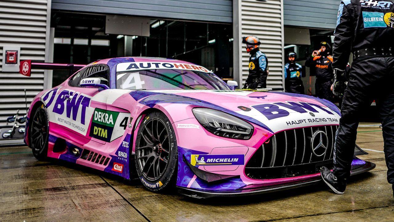 Farbenfrohe DTM 2021: Die Designs der GT3-Autos