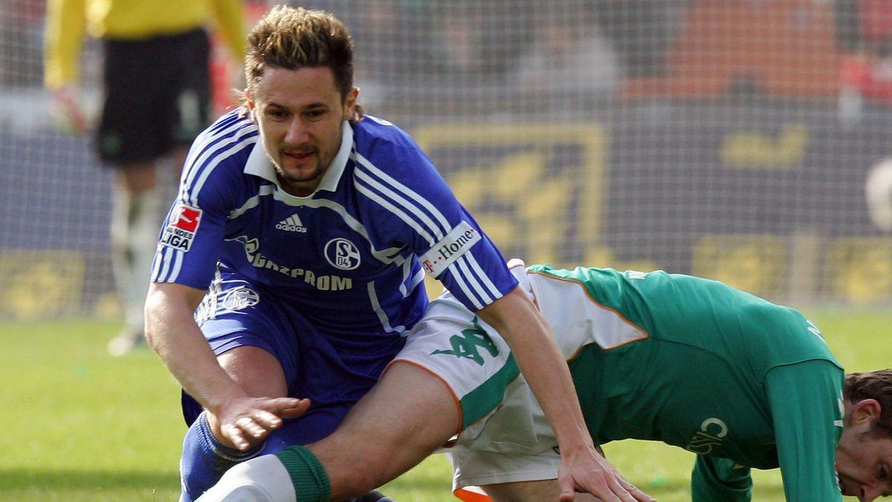 Linker Mittelfeldspieler: Albert Streit - Bildquelle: Getty Images