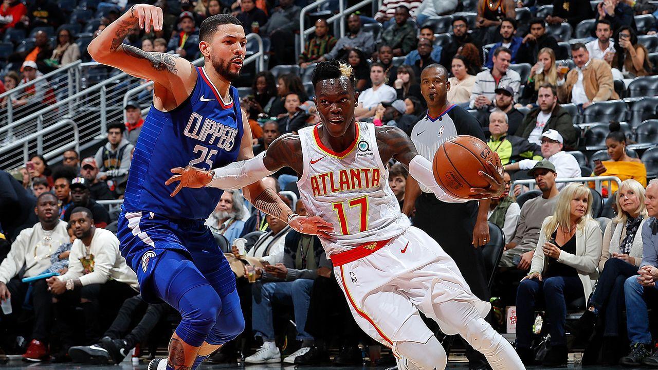 Los Angeles Clippers - Bildquelle: 2017 Getty Images