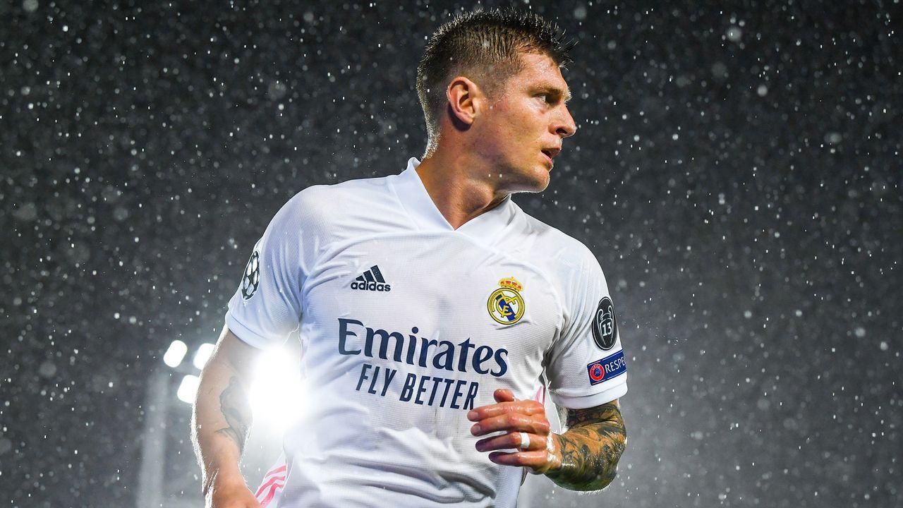 Toni Kroos (Real Madrid) - Bildquelle: Getty Images