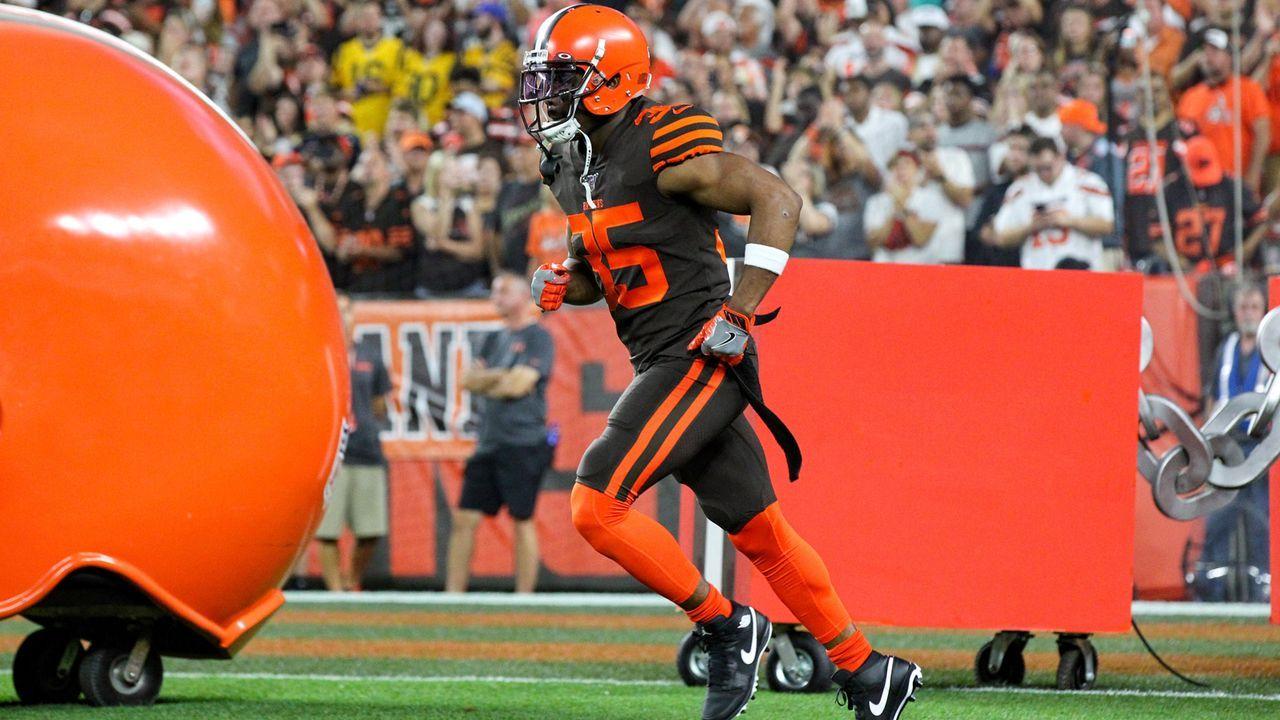 Jermaine Whitehead (Cleveland Browns) - Bildquelle: imago