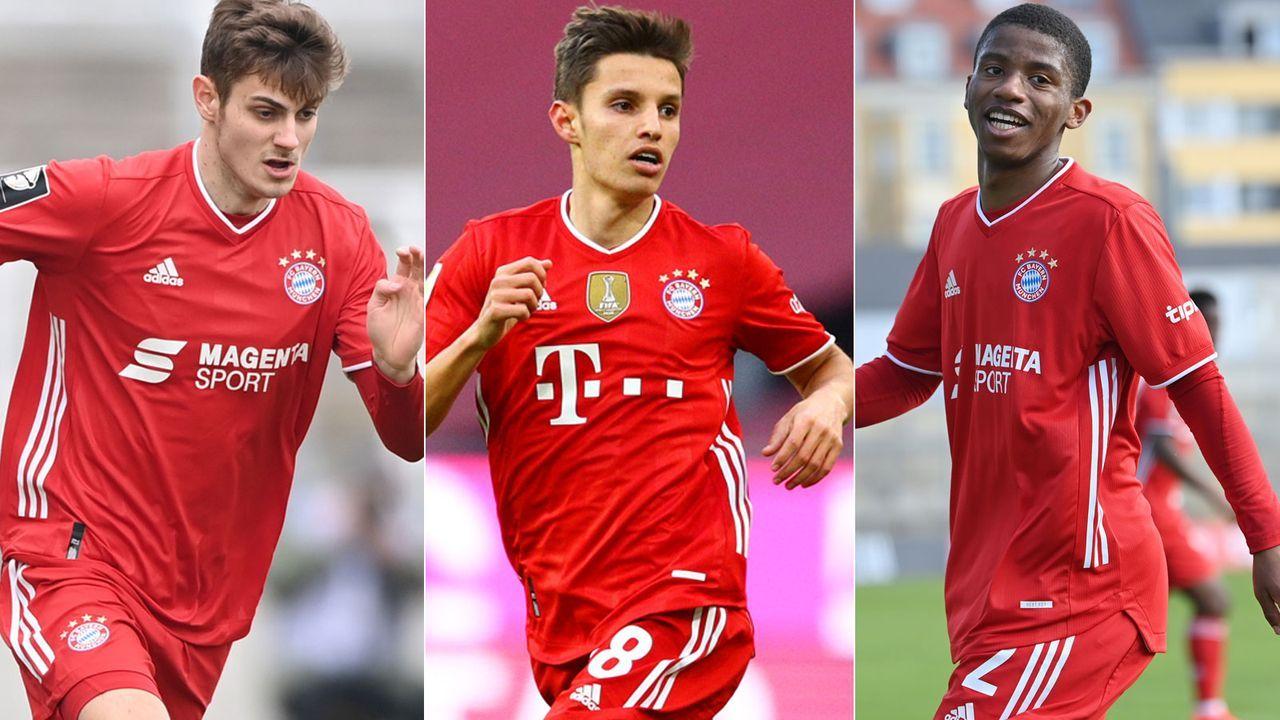 Die Protagonisten von Bayerns Talenteshow gegen Union Berlin - Bildquelle: Getty Images