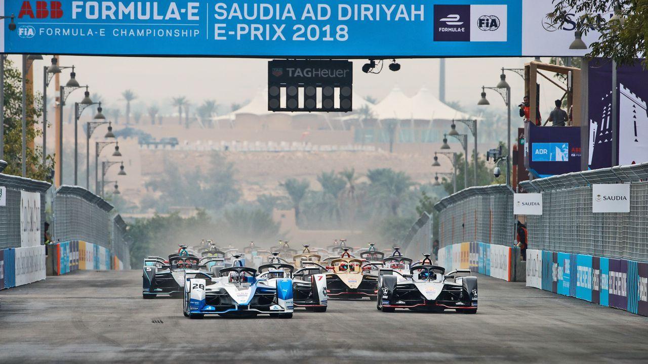 F1 ab 2021 in Saudi-Arabien? - Bildquelle: 2018 Handout
