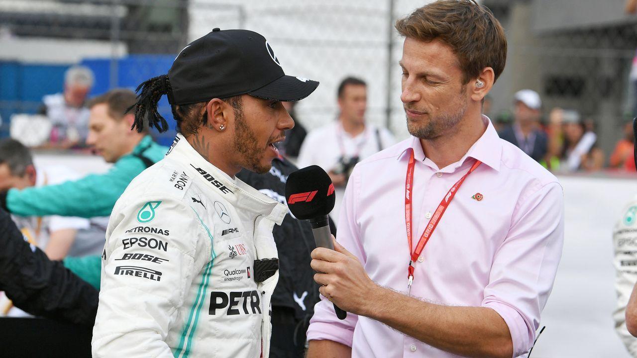 Jenson Button - Bildquelle: imago images/Motorsport Images