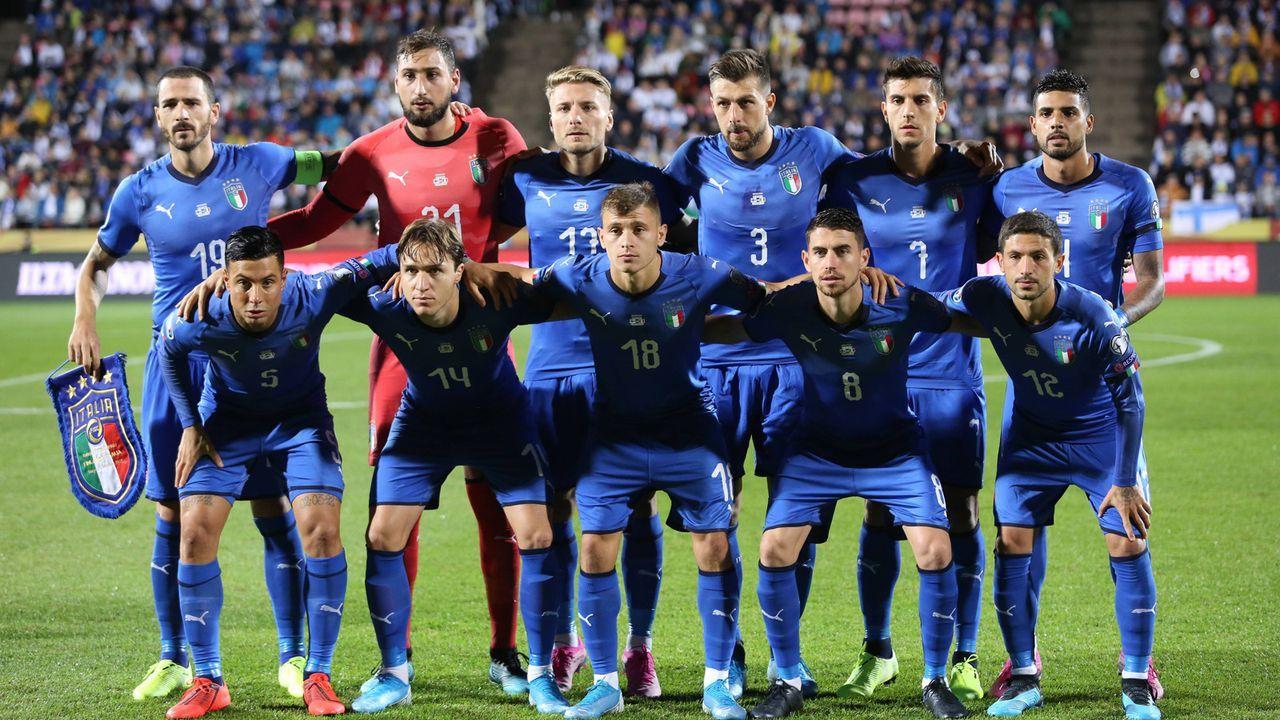 Italien - Bildquelle: imago images / Icon SMI
