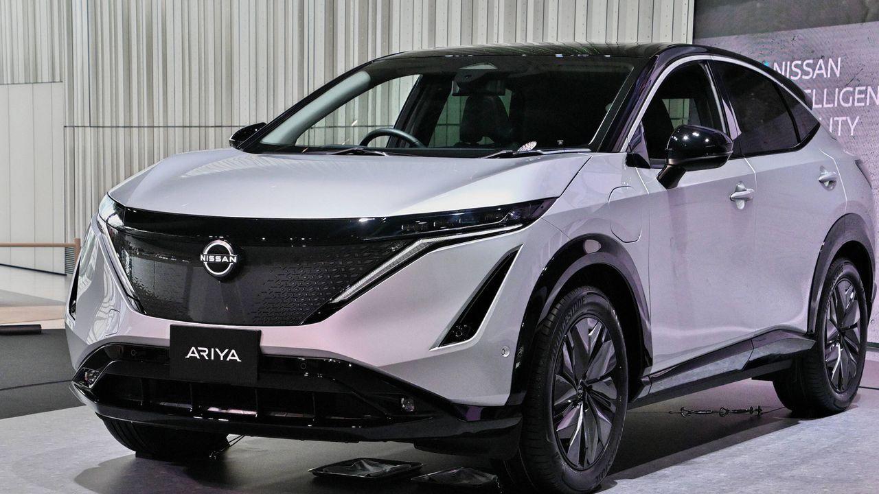 Nissan Ariya - Bildquelle: Nissan