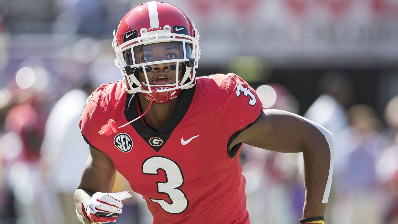 28. Pick - New Orleans Saints: Tyson Campbell (CB, Georgia) - Bildquelle: Imago Images