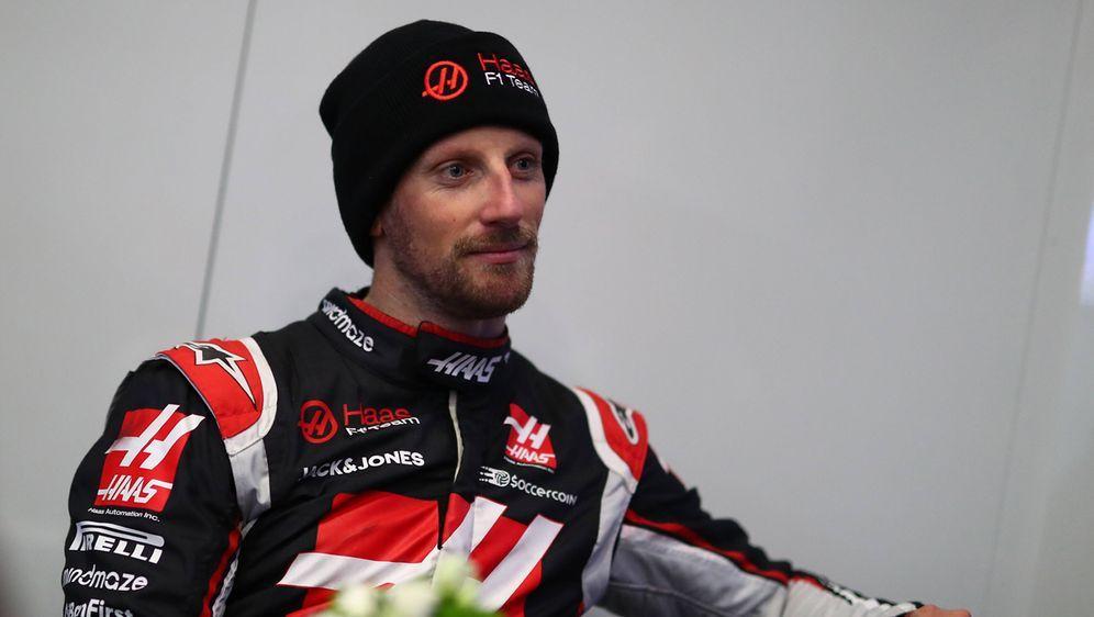 Romain Grosjean denkt über einen Wechsel in die Formel E nach - Bildquelle: imago images/Independent Photo Agency