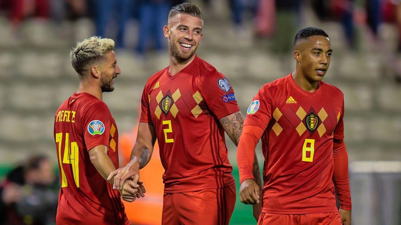 Belgien - Bildquelle: imago images/VI Images