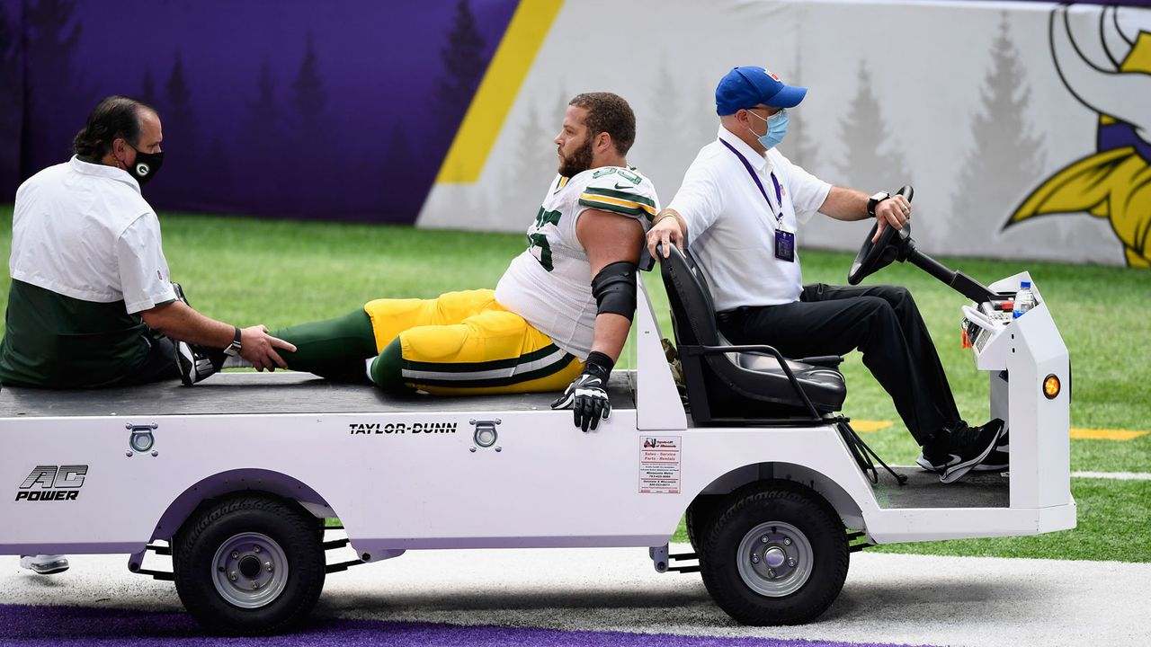 Lane Taylor (Green Bay Packers) - Bildquelle: 2020 Getty Images