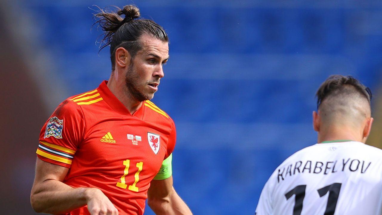 Platz 9: Gareth Bale (Real Madrid) - Bildquelle: 2020 Getty Images