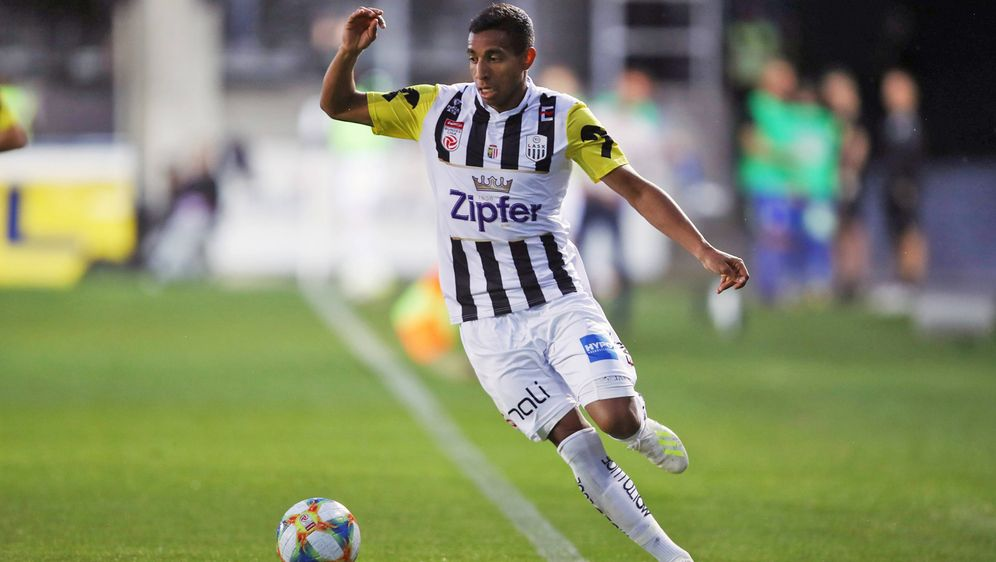 Joao Victor kommt im Sommer aus Linz zum VfL Wolfsburg. - Bildquelle: imago