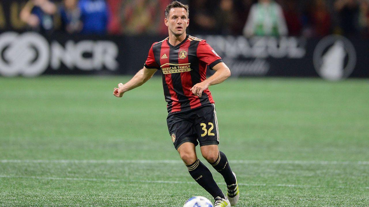 Platz 20: Kevin Kratz (Atlanta United FC/Fußball) - Bildquelle: imago/Jan Huebner