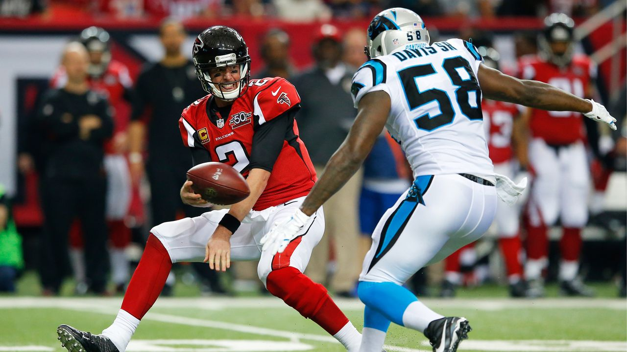 2015: Atlanta Falcons - Bildquelle: 2015 Getty Images
