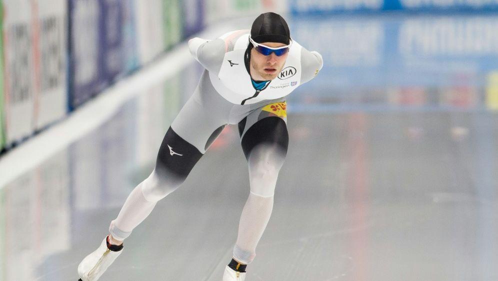 Eisschnellläufer Beckert äußert sich zum Doping-Skandal - Bildquelle: SID