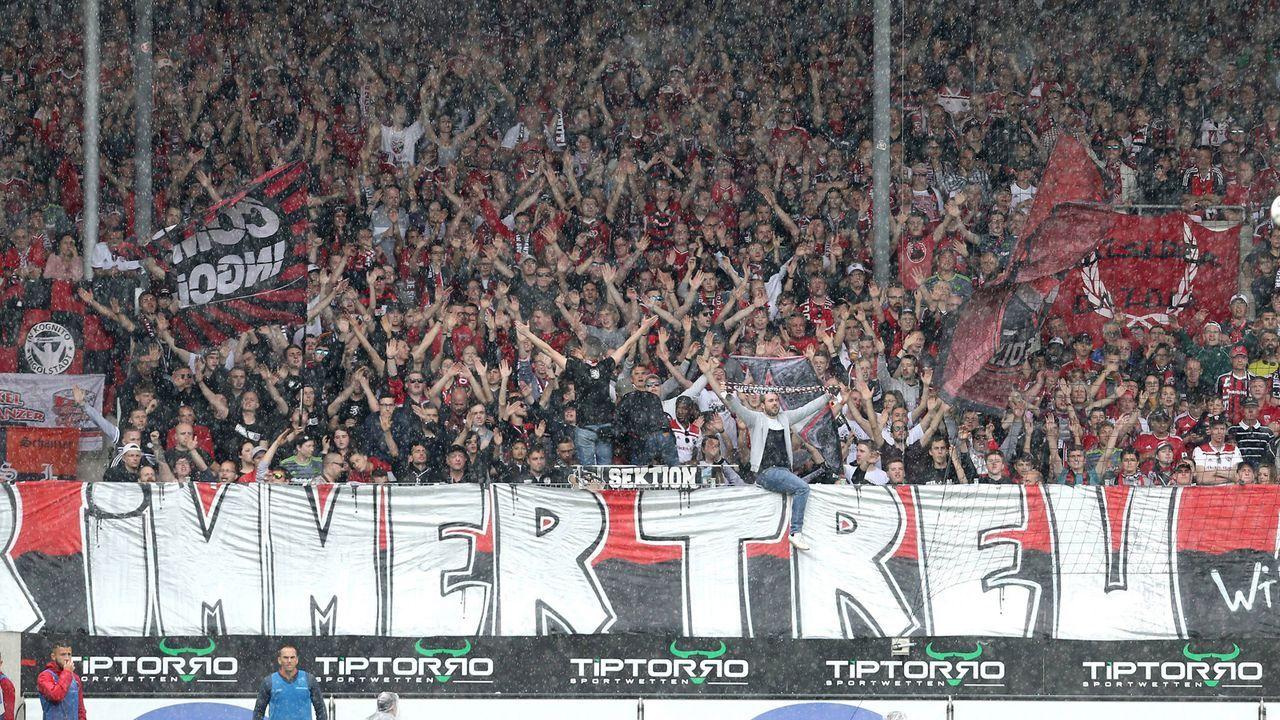 Platz 12: 1.FC Heidenheim - Bildquelle: imago