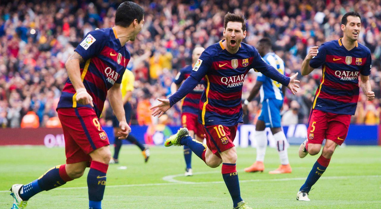 Rekordtorschütze der Primera Division - Bildquelle: 2016 Getty Images