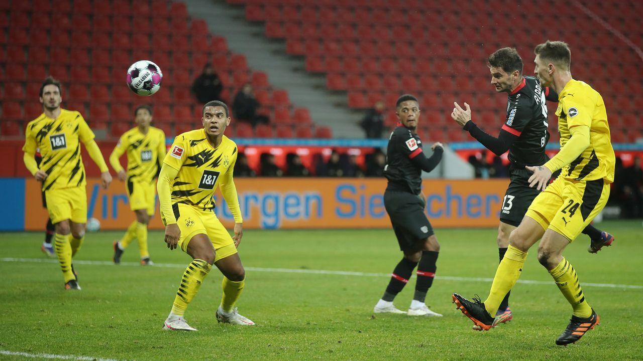 Die Noten der BVB-Spieler gegen Leverkusen - Bildquelle: Getty Images
