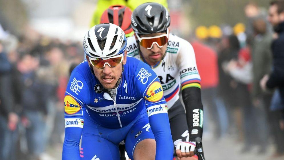 Nicht nominiert: Gilbert fehlt bei Tour de France - Bildquelle: AFPPOOLSIDSTEPHANE MANTEY