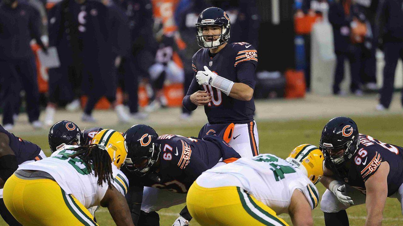 7. Platz: Chicago Bears - 60,7 Prozent Erfolgsquote - Bildquelle: getty