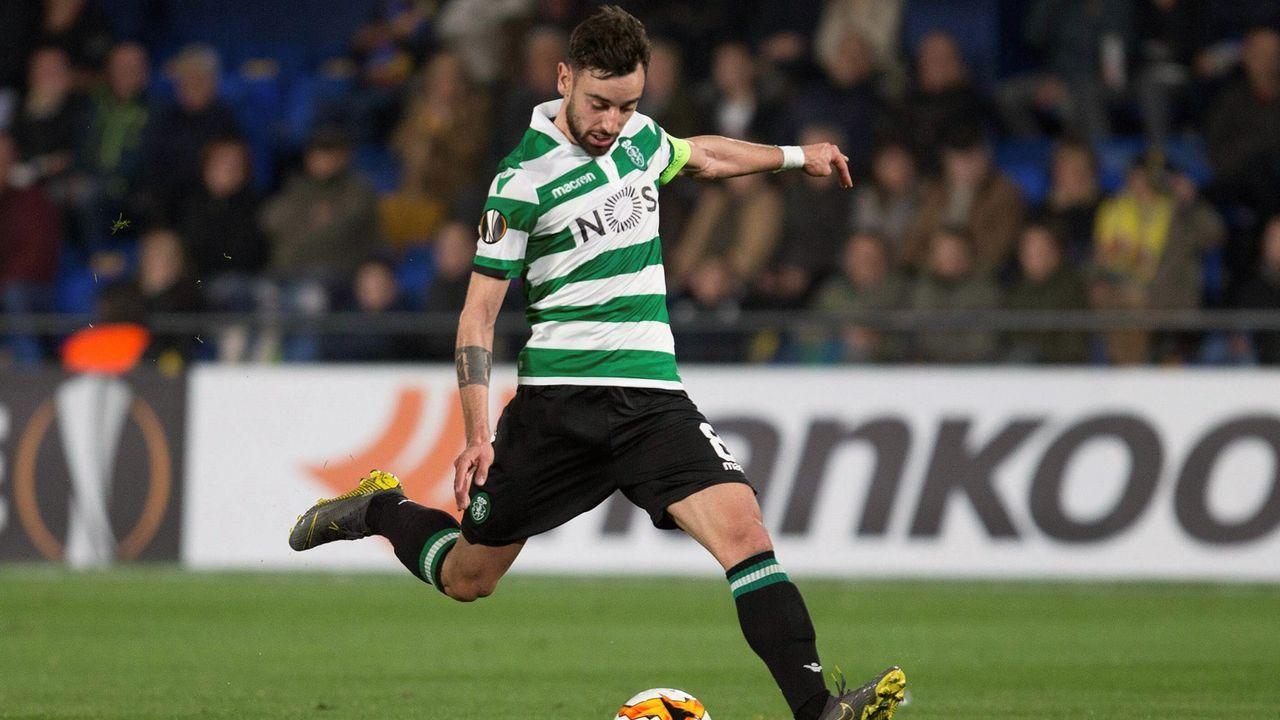 Bruno Fernandes (Sporting Lissabon) - Bildquelle: imago/Agencia EFE