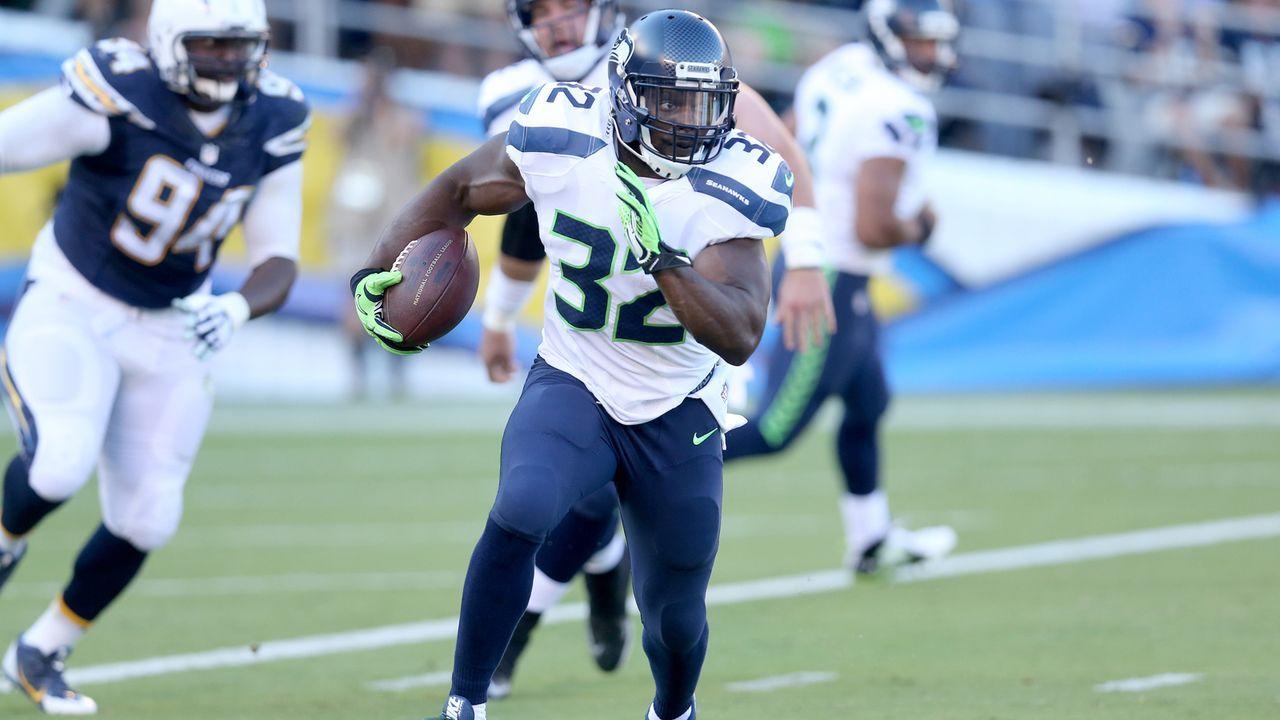 Robert Turbin (Seattle Seahawks) - Bildquelle: 2015 Getty Images