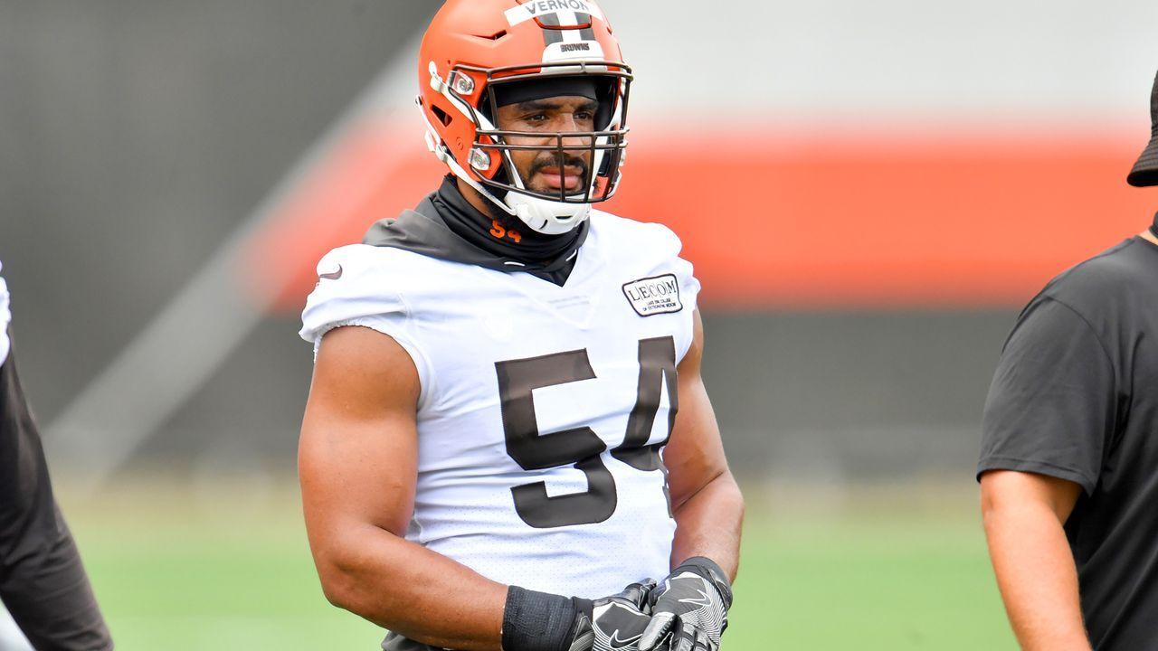 Cleveland Browns: Olivier Vernon (Defense) - Bildquelle: 2020 Getty Images