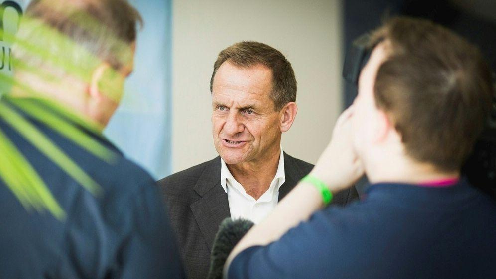 Alfons Hörmann fordert konsequentes Handeln der WADA - Bildquelle: PIXATHLONPIXATHLONSID