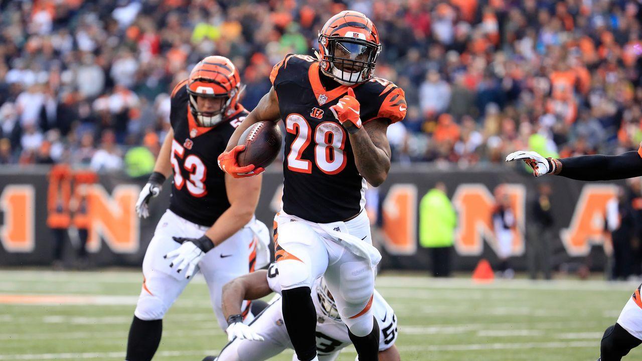 31. Cincinnati Bengals - Bildquelle: 2018 Getty Images