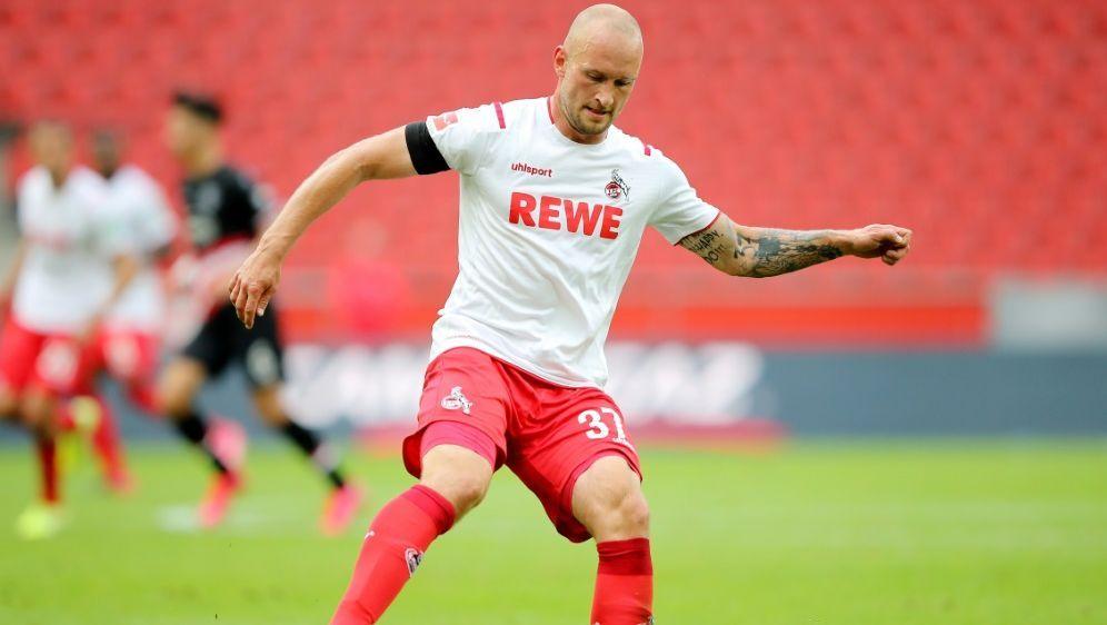 Toni Leistner und der 1. FC Köln gehen getrennte Wege - Bildquelle: FIROFIROSID