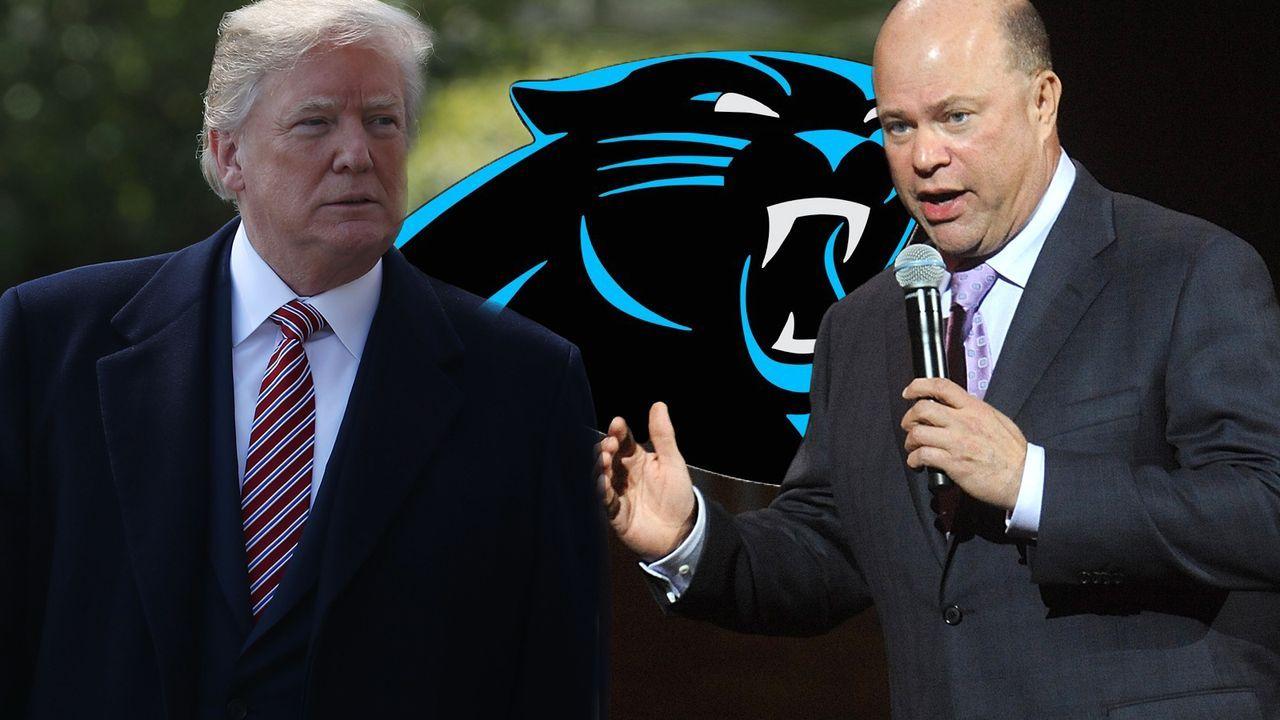 Carolina Panthers - David Tepper - Bildquelle: Getty Images / ran.de