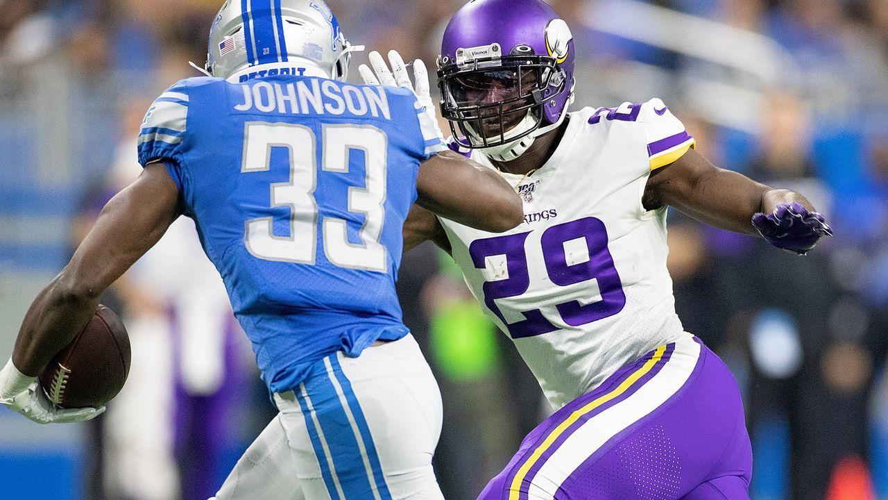 Indianapolis Colts: Xavier Rhodes (Defense) - Bildquelle: 2019 Getty Images