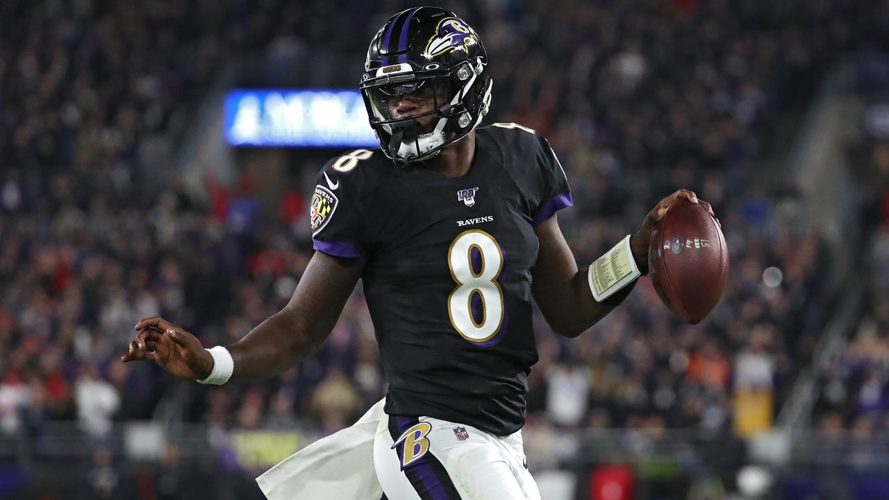 Start: Rushing Offense der Baltimore Ravens - Bildquelle: Getty Images