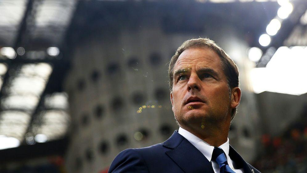 Frank de Boer wird neuer Trainer bei Atlanta United - Bildquelle: AFPSIDMARCO BERTORELLO
