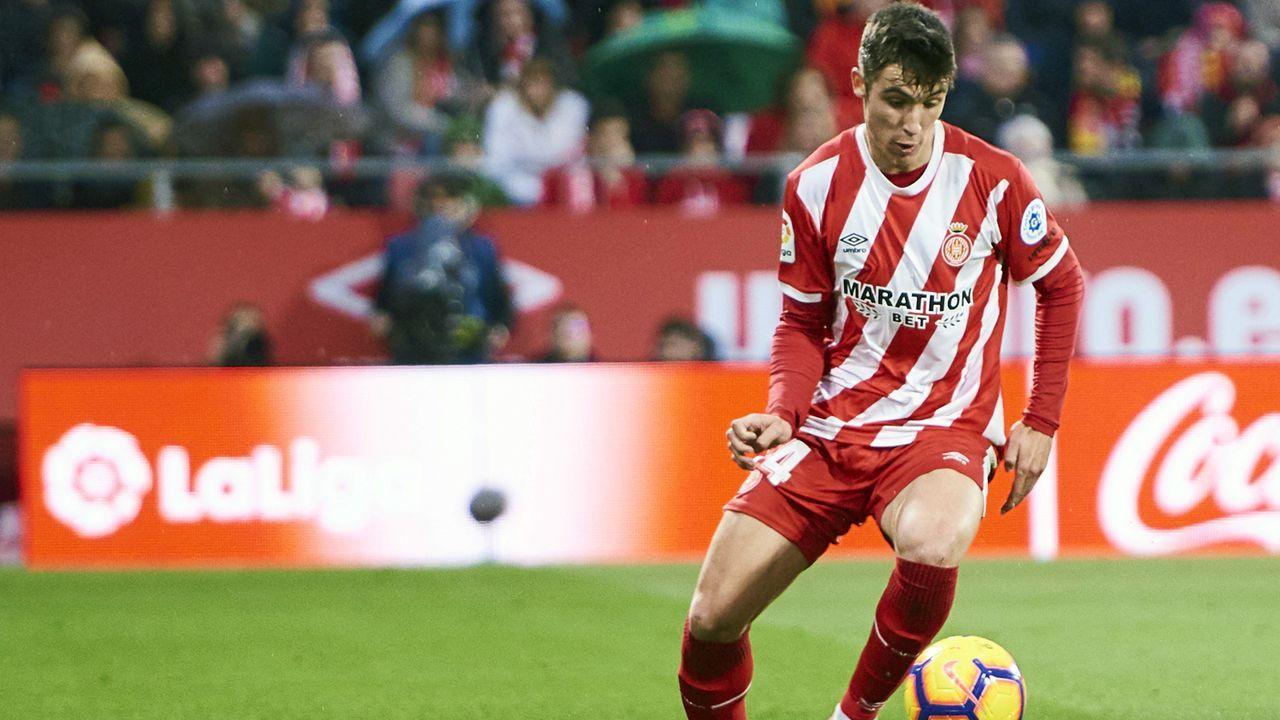 Platz 14 - Pedro Porro (FC Girona) - Bildquelle: imago/Icon SMI