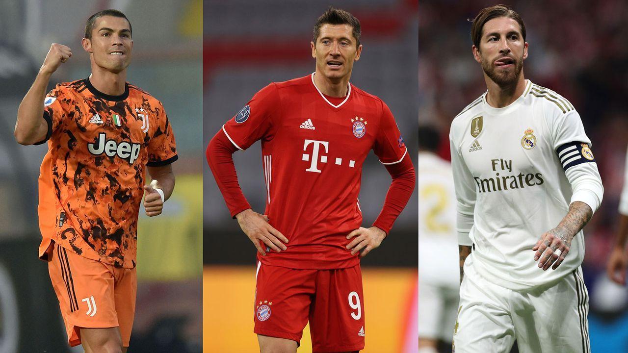 Weltfussballer-Wahl - die Kandidaten in der Übersicht - Bildquelle: Getty Images