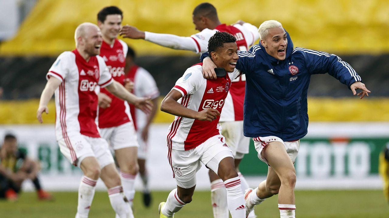 Niederlande: Ajax Amsterdam - Bildquelle: Imago Images