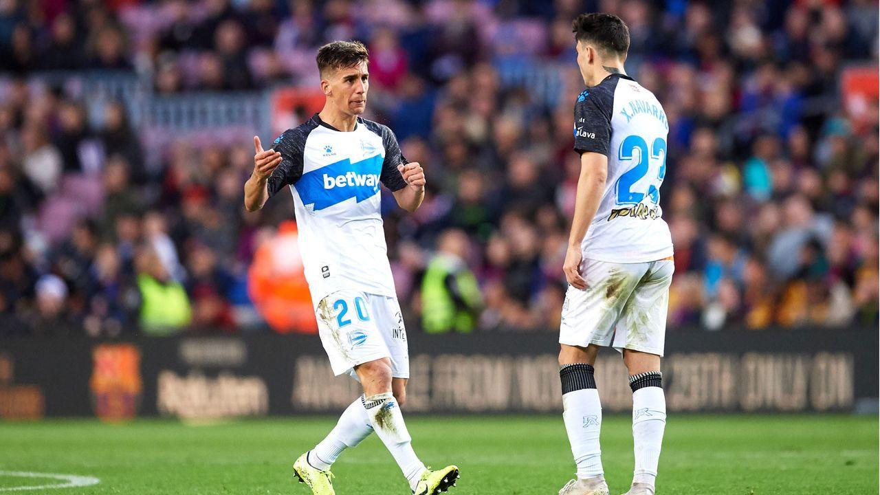 15. Deportivo Alaves - Bildquelle: 2019 Getty Images